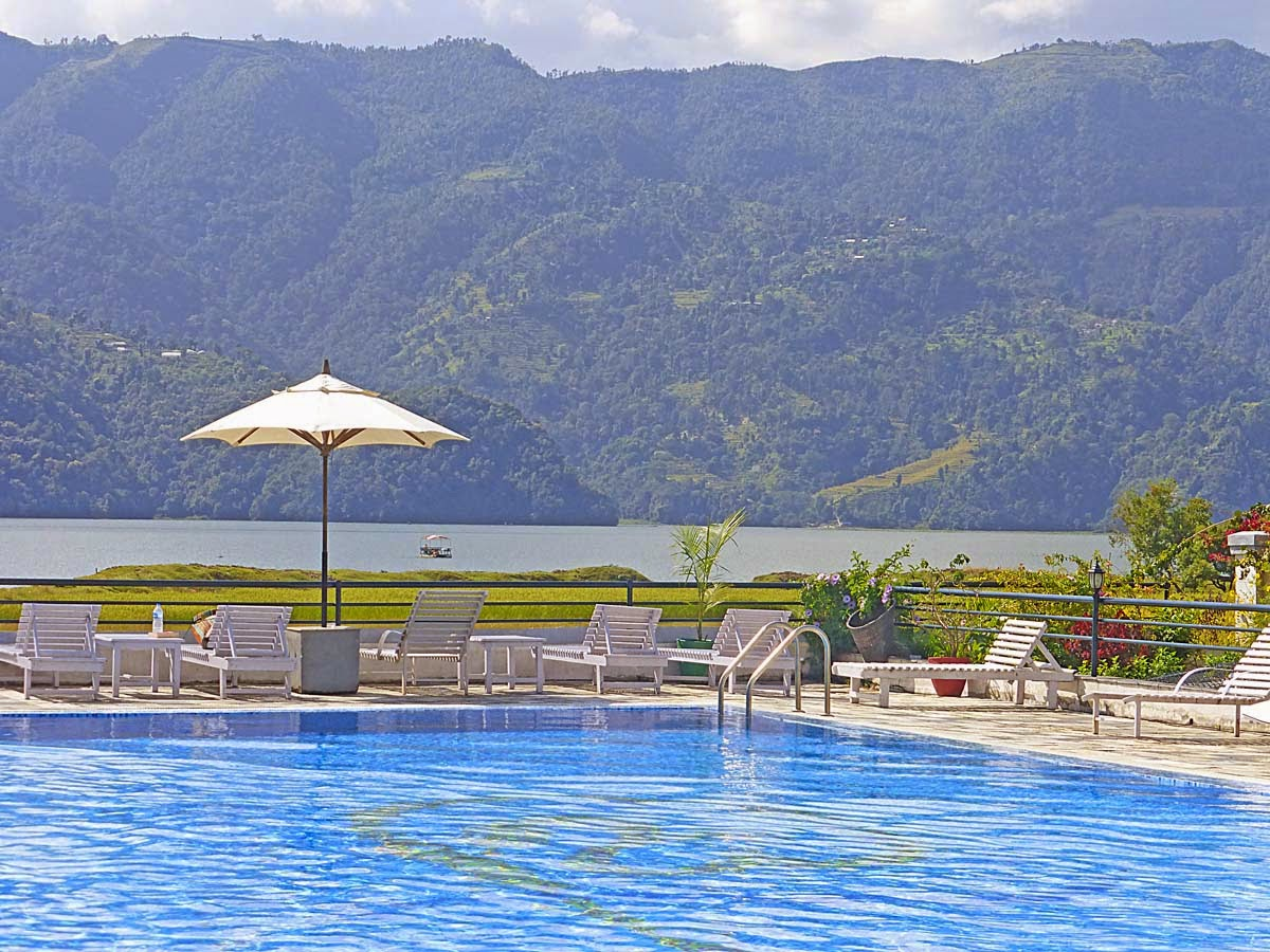 Travel With Solange Pokhara Relax In 5 Star Waterfront Resort