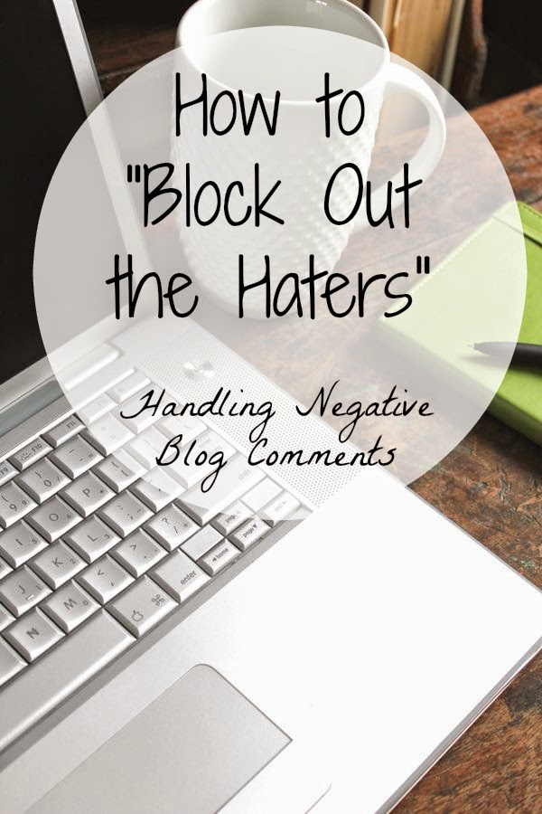 Has your blog gone viral? Here are great tips to handle negative comments on your posts.