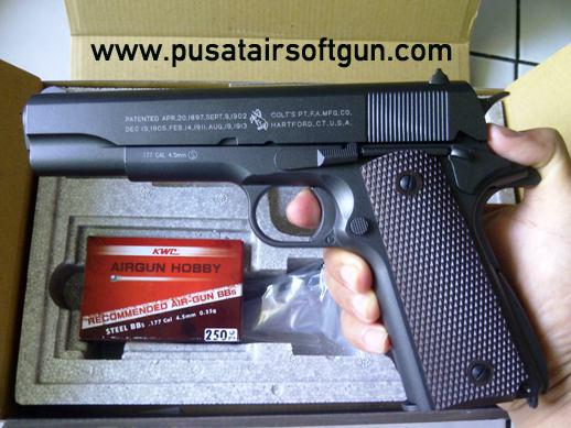 Jual KWC FN 1911 4.5mm