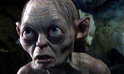 Gollum - filme O Hobbit