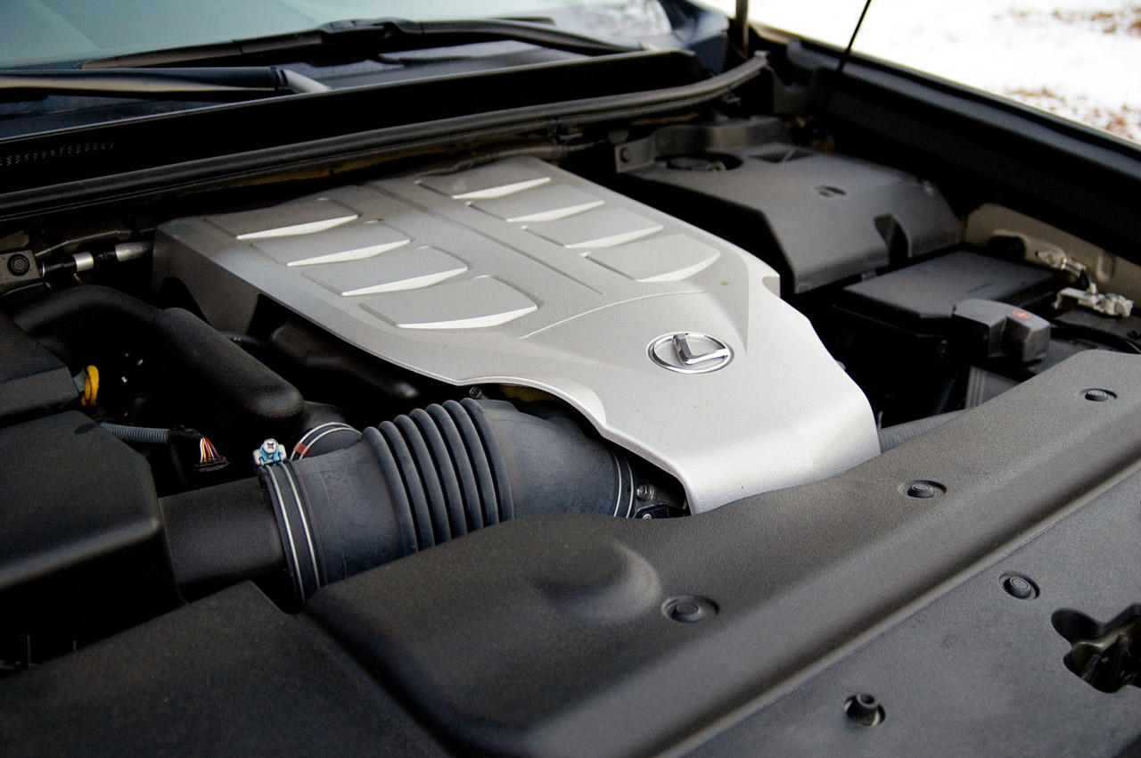 2011 LEXUS GX 460 ENGINE SPECS
