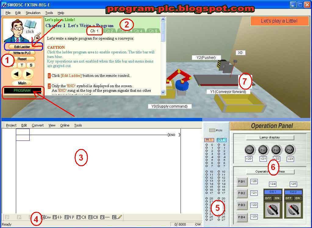 Open source PLC Programmable Logic Controller