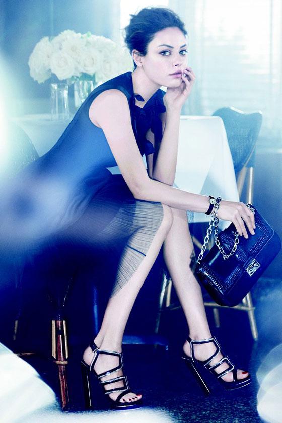 Mila Kunis nueva imagen Dior