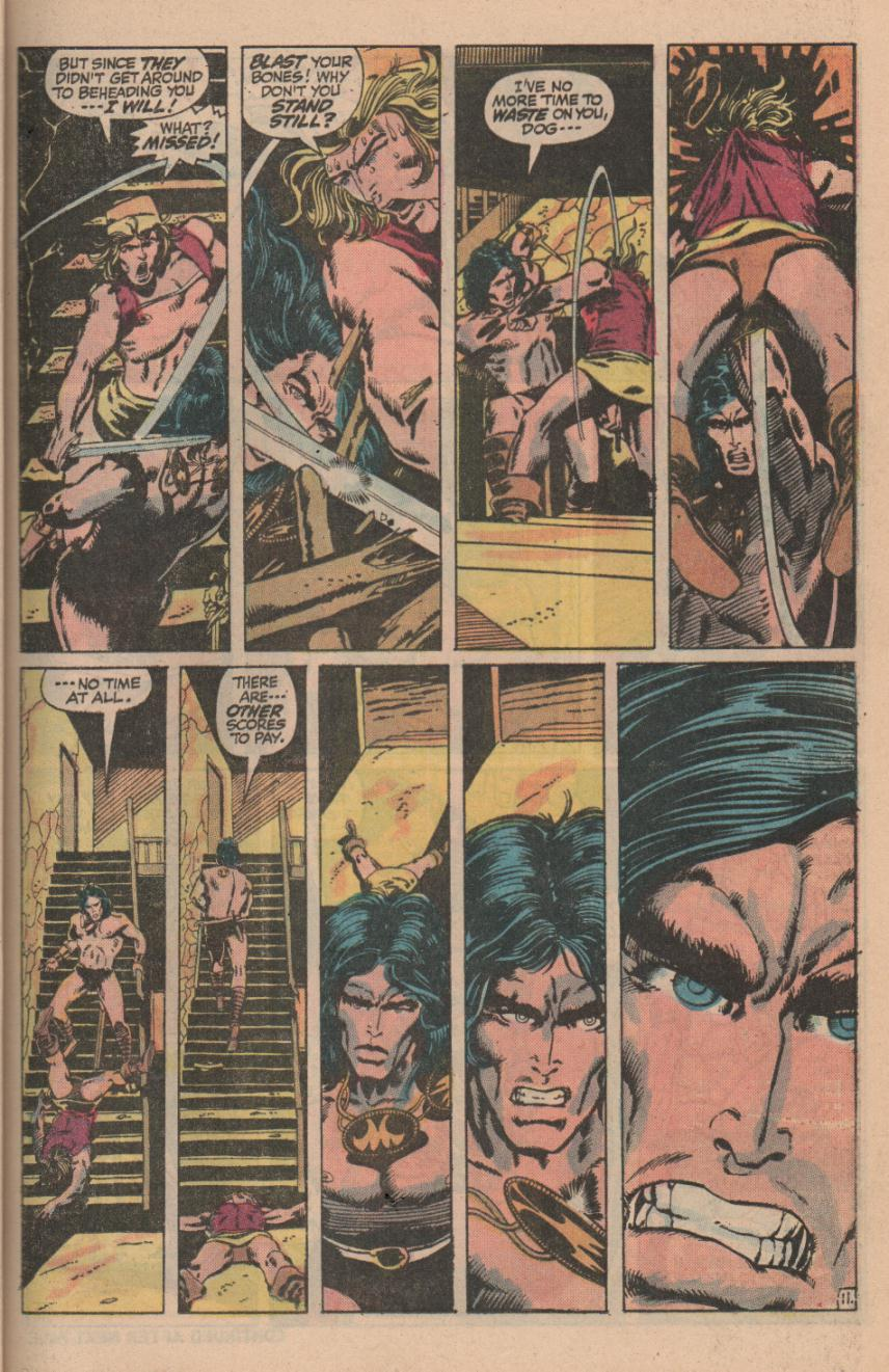 Conan the Barbarian (1970) Issue #11 #23 - English 15