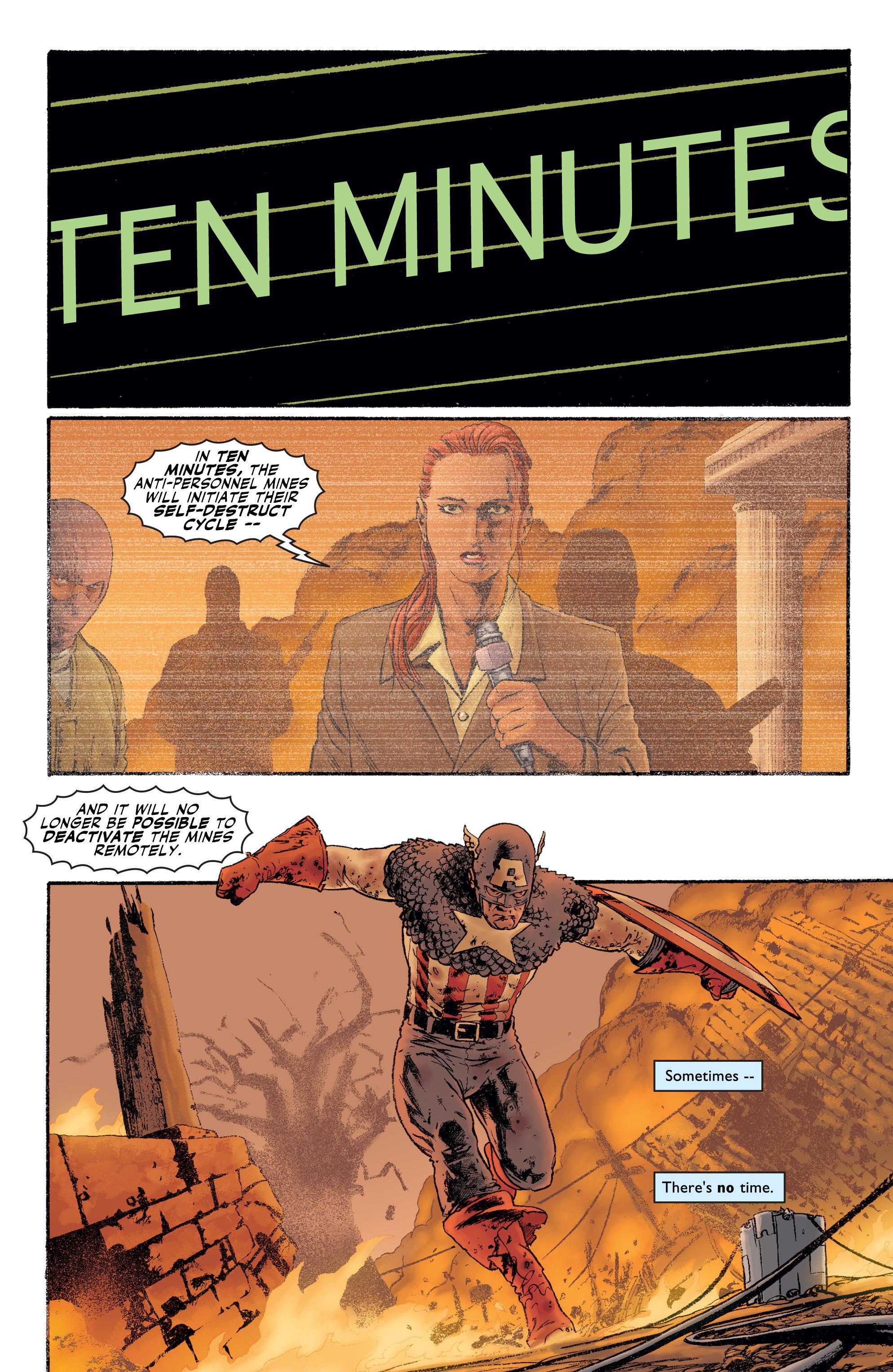 Captain America (2002) Issue #3 #4 - English 12