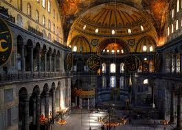 The Hagia Sophia masquse inside 2012