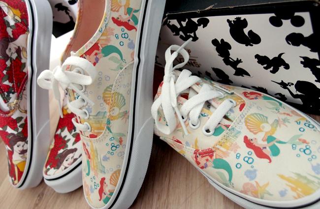 Disney ja Vans julkaisivat yhteistyössä kokoelman kenkiä 4da85e30fb