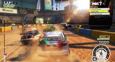 Free Download Games Colin Mcrae Dirt Full Version For PC