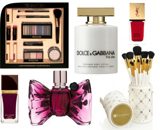 Christmas Beauty Gifts Ideas for under €50