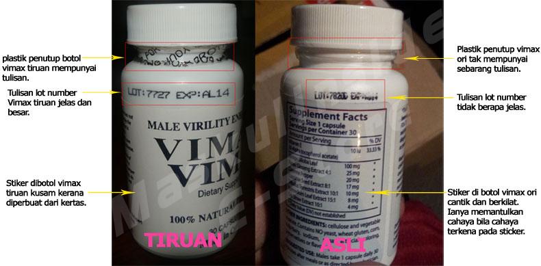 vimax original rm230 pil pembesaran zakar anda maskulinside e