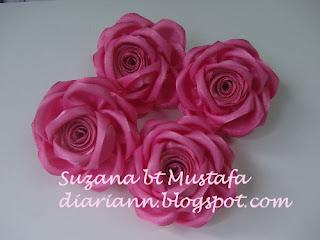 Suzana Mustafa: Teknik Baru Bunga Reben