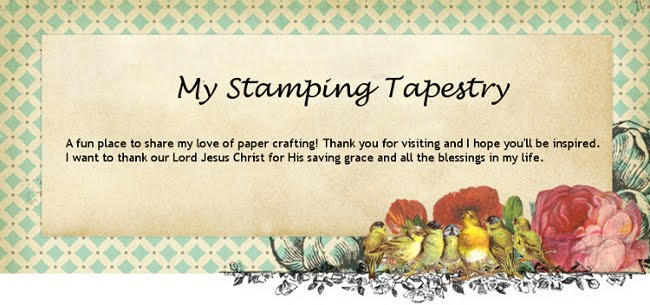 My Stamping Tapestry