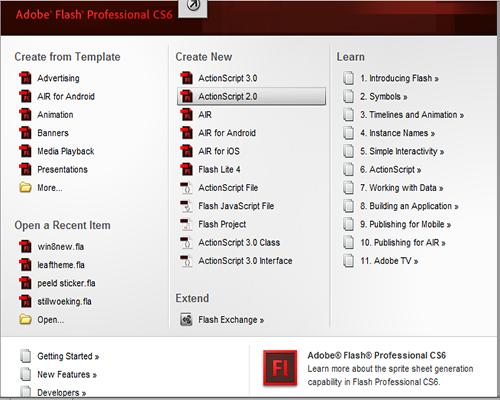 How To Create a Digital Clock Using Adobe Flash CS6 ~ Rkthemes