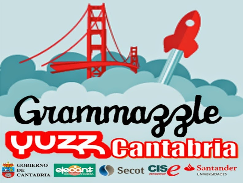 Grammazzle Yuzz Cantabria 2014 Proyecto Ganador Ejecant Secot CISE Santander Universidades Gobierno de Cantabria