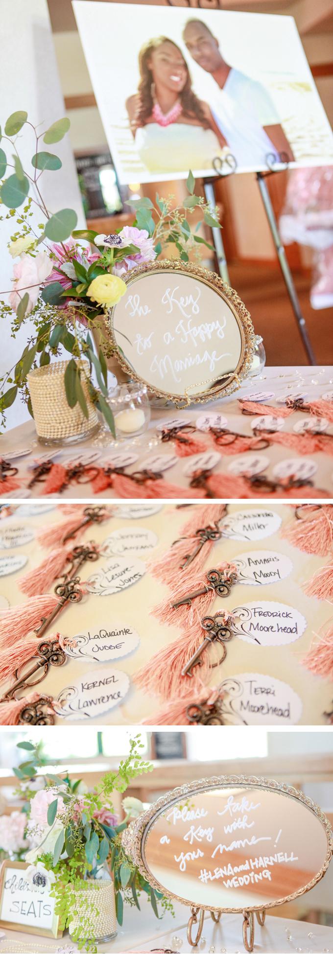 my wedding reception ideas blog glam real wedding in