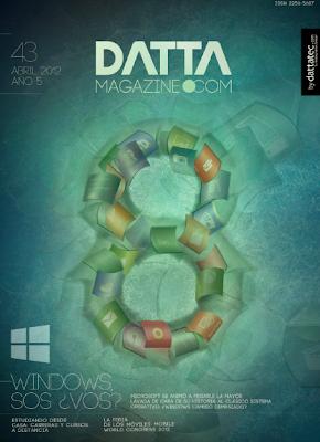 Imagen de la portada de la revista DattaMagazine - número 43