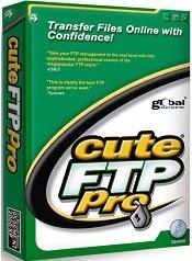 CuteFTP.Pro.v9.0.5 Full indir