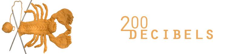 200 Decibels