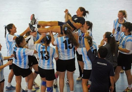 victoria argentina sobre Noruega en Mundial Juvenil!1 | MundoHandball