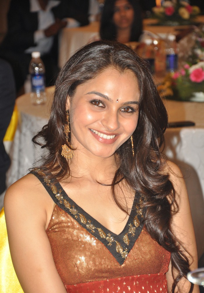 Actress Andrea Jeremiah Latest Hot Pics at event