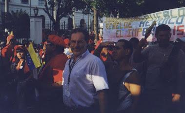 MARCHA REPUDIO 3er ANIVERSARIO GOLPE CONTRA CHÁVEZ