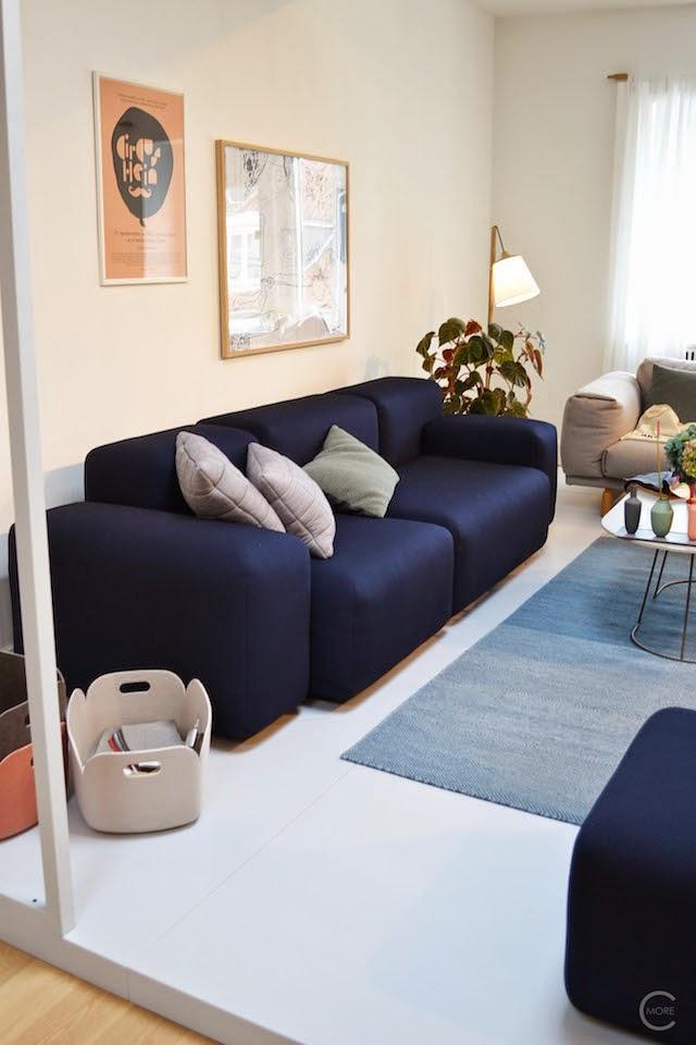 SOFT BLOCKS sofa | Muuto at C-More interieuradvies.blogspot.nl