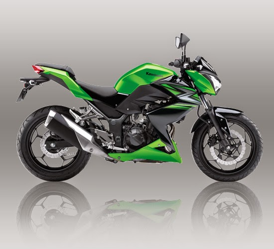 Harga Kawasaki Z250 Motor Dengan Spesifikasi 250cc Daftar Motor