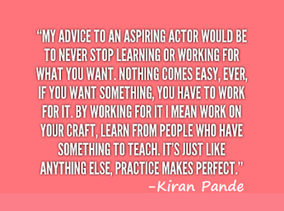 Here are the Secrets to Succeeding as a New Actor!