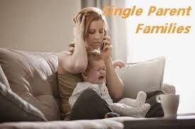 Tips Menjadi Orang Tua Tunggal 'Single Parent Yang di Sayang Anak