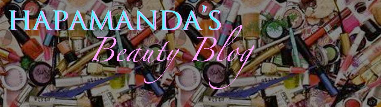 Hapamanda's Beauty Blog