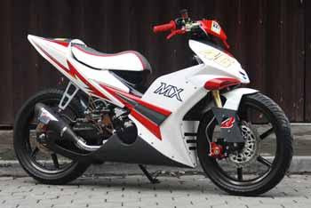 Gambar Modifikasi Jupiter MX 3