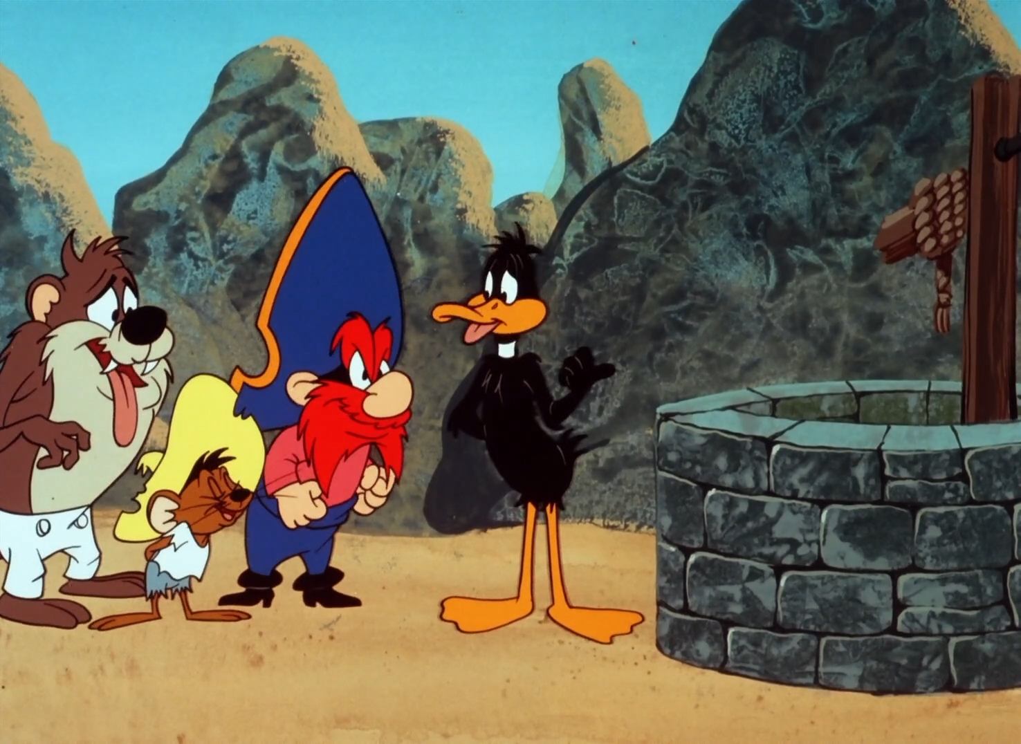 la pelicula del pato lucas isla fantastica (1983)|1080p|Lat