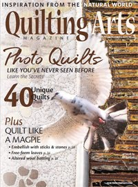 Quilting Arts Feb/March 2020