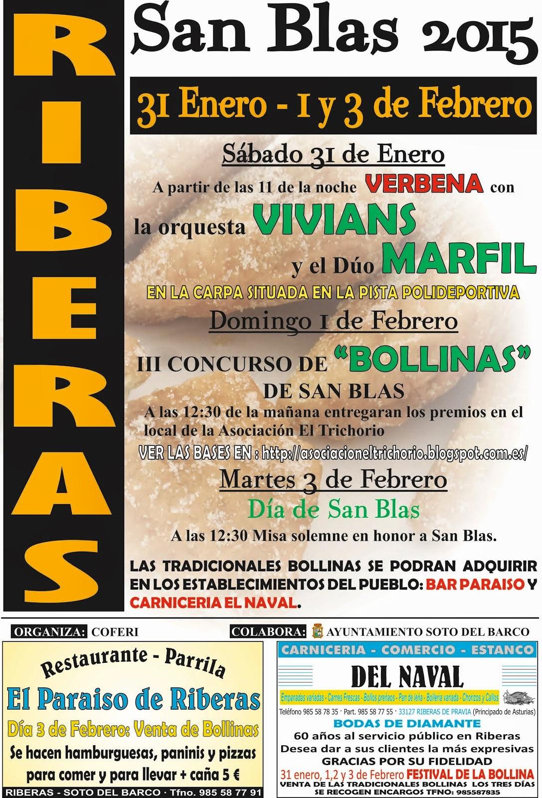 Fiestas de San Blas 2015