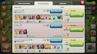 Gold Elixir di Clash of Clans