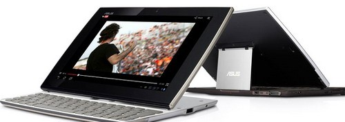 Asus Eee Pad Slider now available