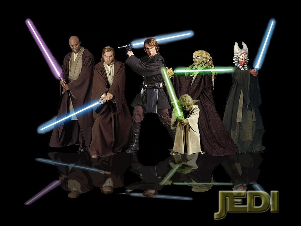 THOUGHTBOX: Ani... Jedi Wallpaper