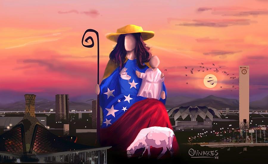 Resultado de imagen de divina pastora barquisimeto