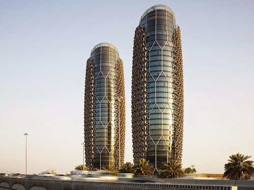 Al Bahar Towers – Abu Dhabi