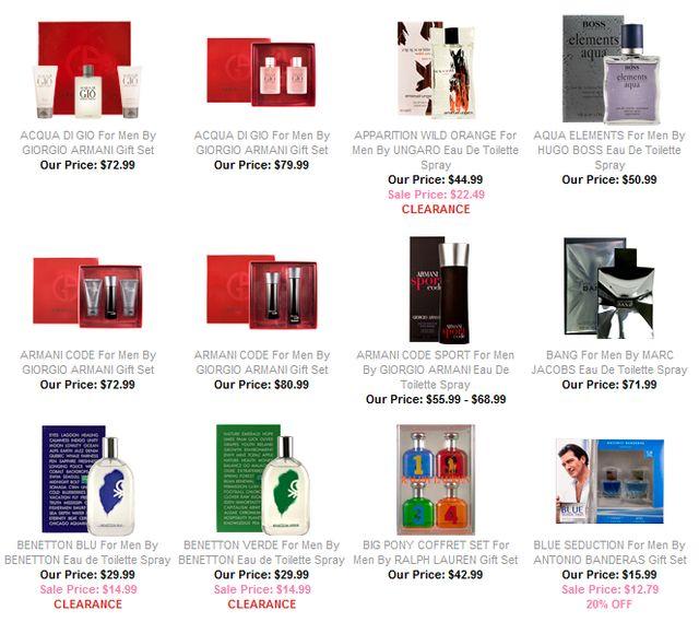 Best  Men's  Perfume