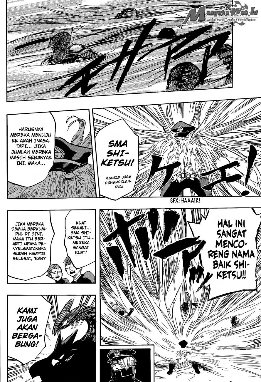 Boku no Hero Academia Chapter 113-8