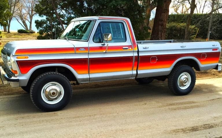 2015 Ford Bronco For Sale Daily Turismo: 10k: Free Wheeling Truckin': 1979 Ford F ...