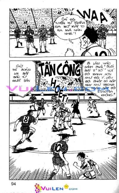 Jindodinho - Đường Dẫn Đến Khung Thành III Tập 66 page 93 Congtruyen24h