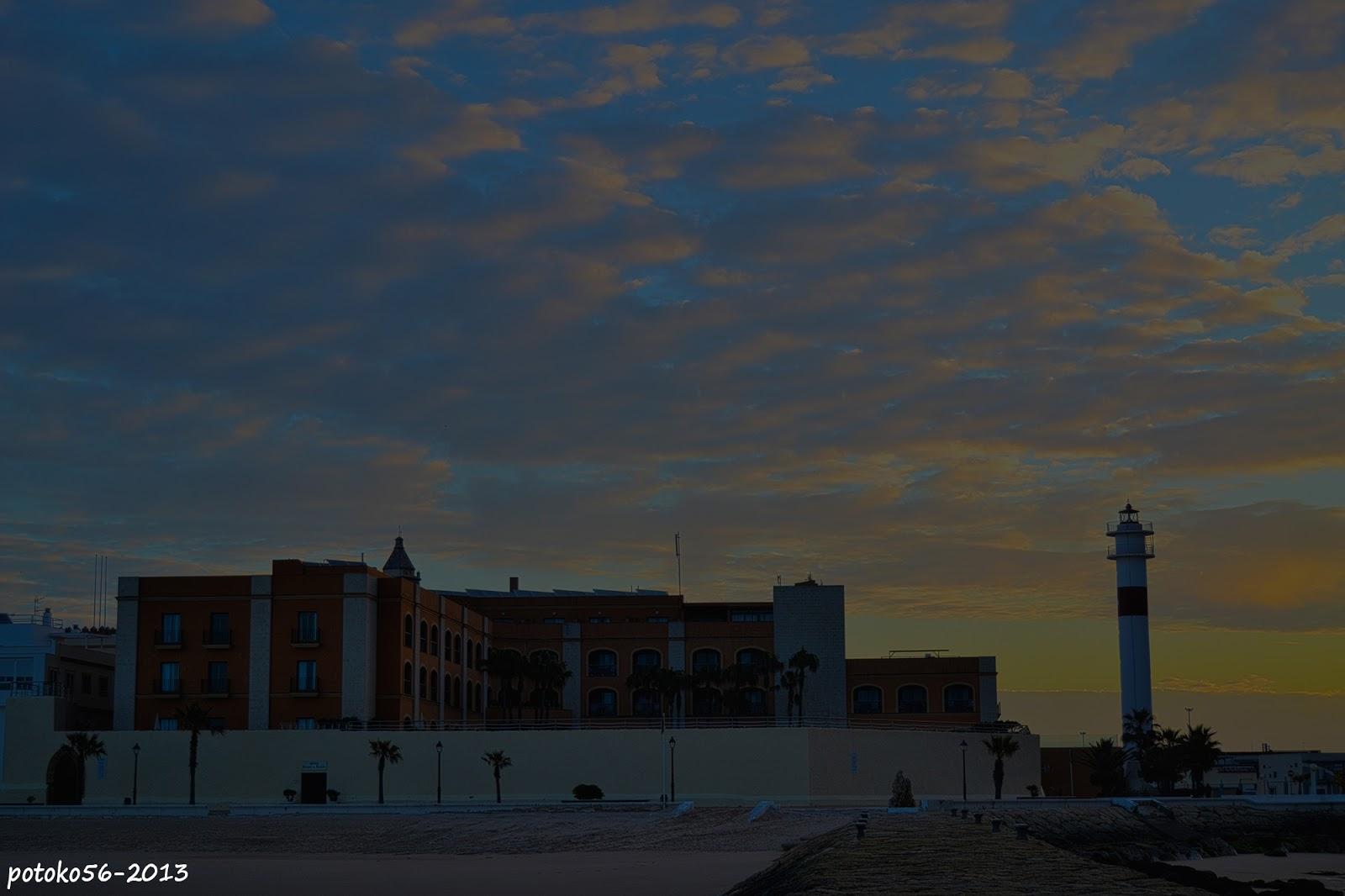 Hotel Duque de Najera**** y Faro