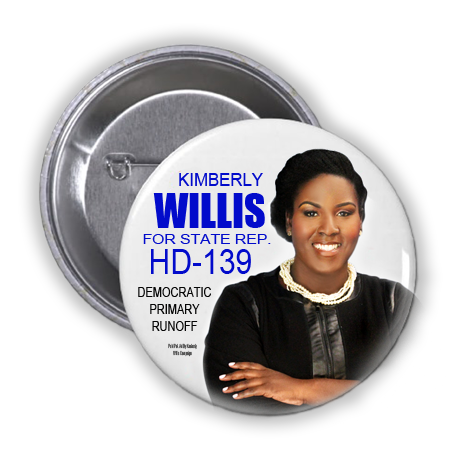 KIMBERLY WILLIS IS ASKING FOR YOUR VOTE IN THE TUESDAY, MAY 24, 2016 DEMOCRATIC PRIMARY RUNOFF