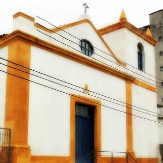 Igreja do Galo, no Centro de São Gabriel