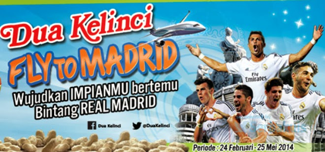 Promo Berhadiah City Tour Madrid