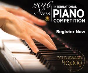 Concurso internacional de piano en Nueva York