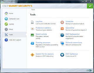 ESET Smart Security 5 Username and Password, License Key