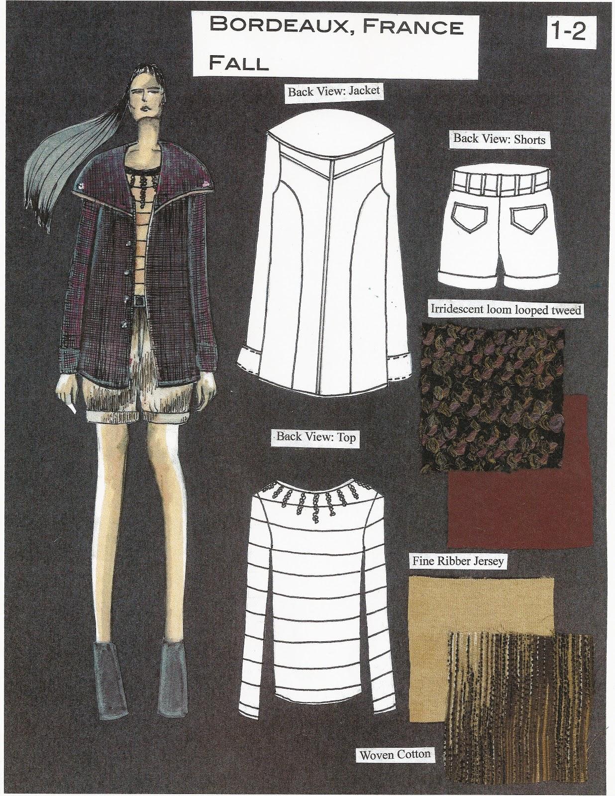 Fashion Institute Of Technology Portfolio portfolio from months ago